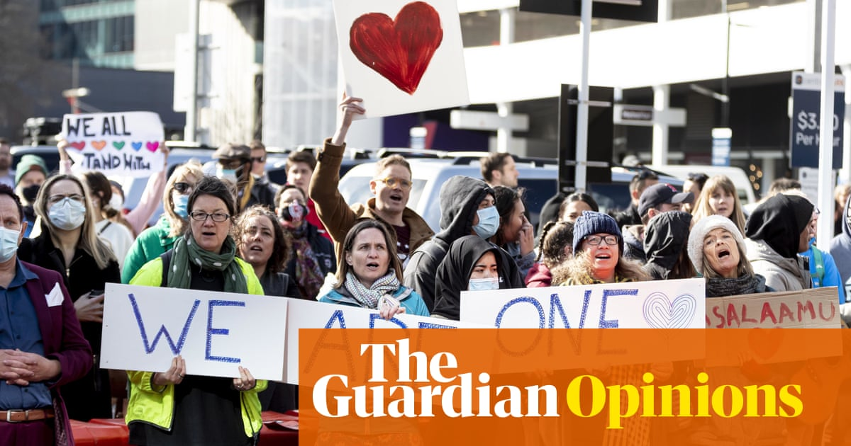The Christchurch shooter's sentence will consign him to nothingness – The Guardian