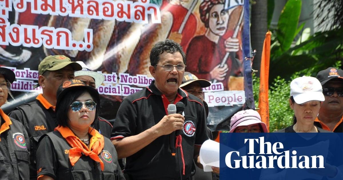 """Máximo líder sindical tailandés """"apuntado"""" con la cárcel por campaña de seguridad ferroviaria"""