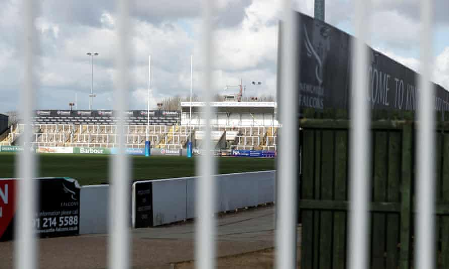 There has been no Premiership rugby since March but players have been given permission to resume training provided they follow physical distancing rules.