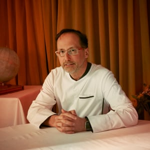 Chef and restaurateur Alexis Gauthier