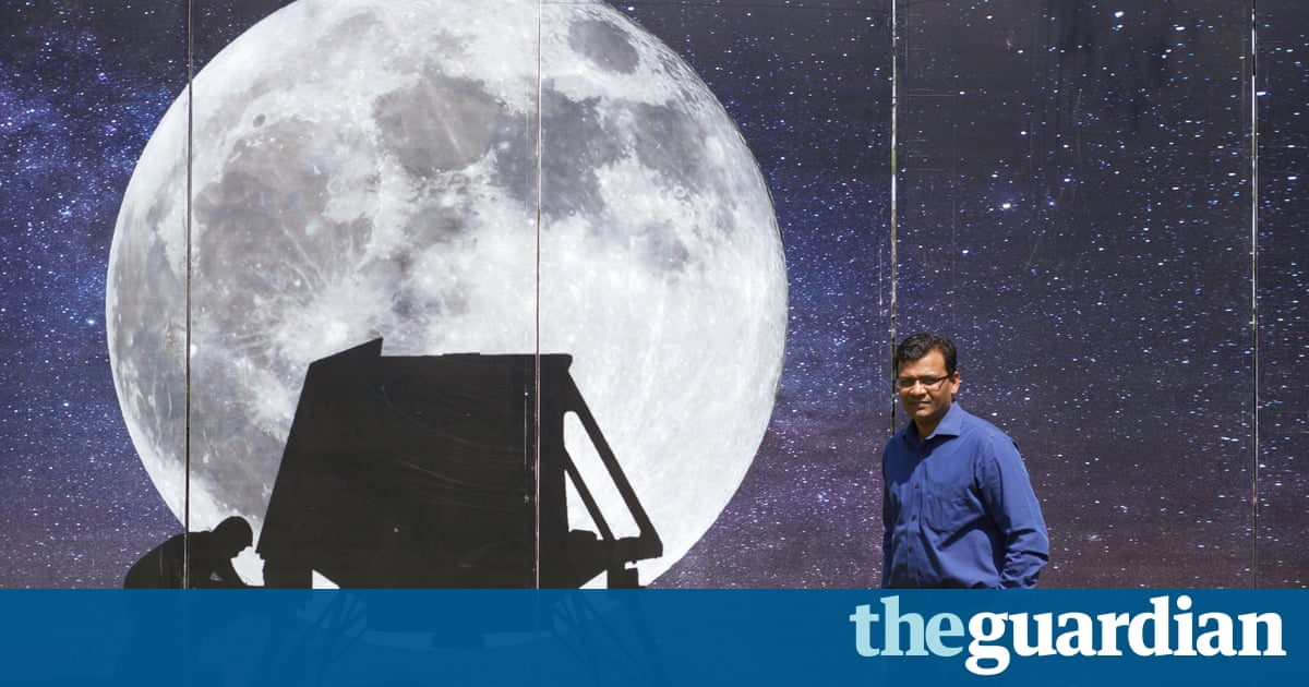 Crazy dream: the former Delhi IT worker in the race to land on the moon