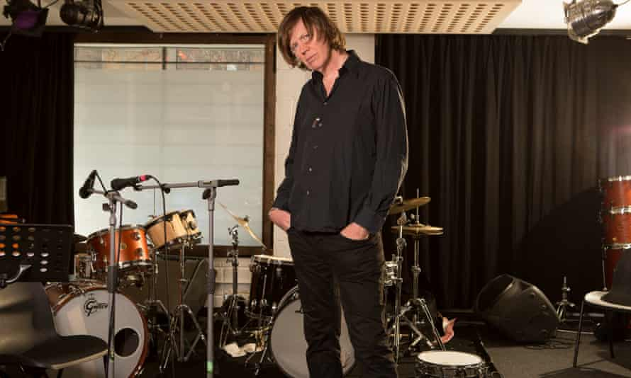 Thurston Moore, former Sonic Youth frontman.
