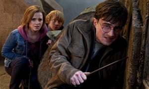 Scene from Harry Potter and the Deathly Hallows: Part 2