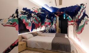 BnA Art Hotel, Tokyo.