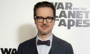 New Batman director Matt Reeves, who directed Dawn of the Planet of the Apes.