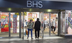 BHS stores will cease trading by 20 August, say the administrators.