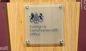 Foreign Office crest