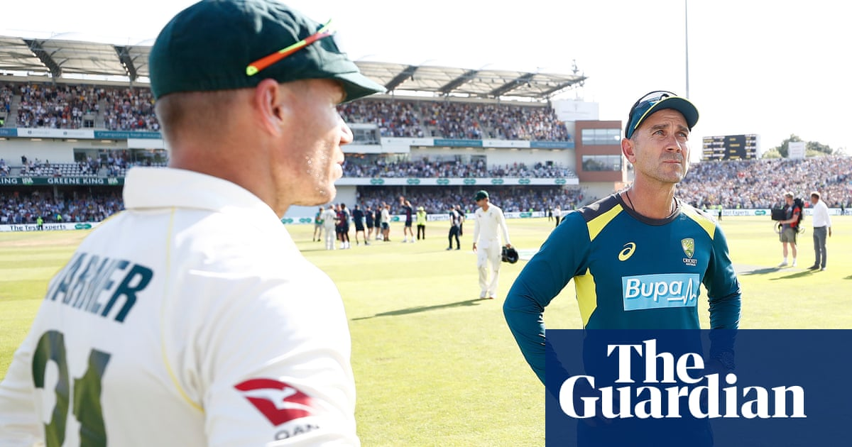 Australia's use of DRS must improve after Headingley defeat, admits Langer