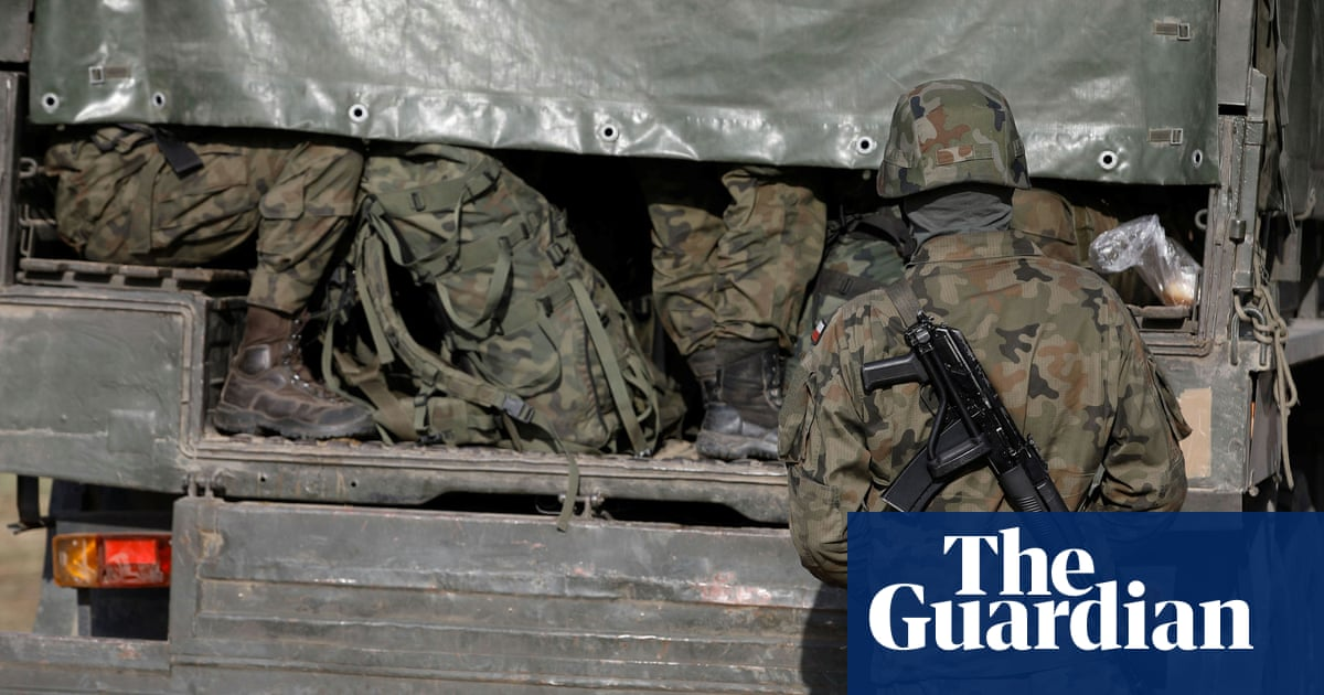 Poland criticised over stranded migrants after seventh death at border