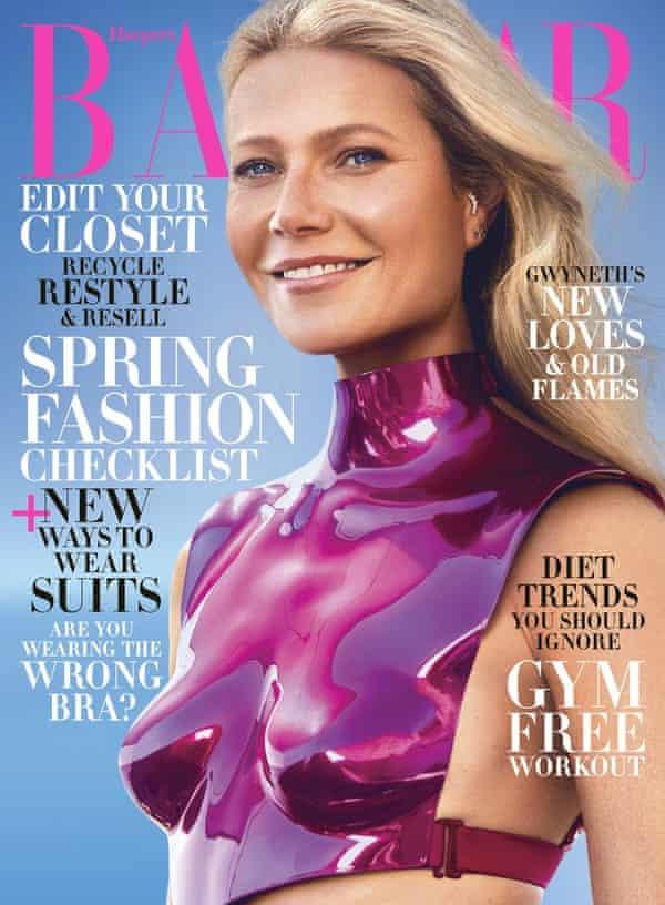The February 2020 issue of Harper's Bazaar.