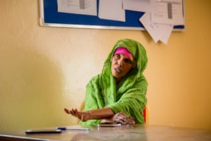 Asha Ali Suldan, Hargeisa Institute of Health Sciences's principal tutor