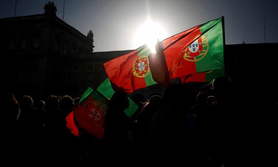Women's rights campaigners have called for protests after a Portuguese appeal court declined to toughen a sentence against two men who violently attacked a woman.