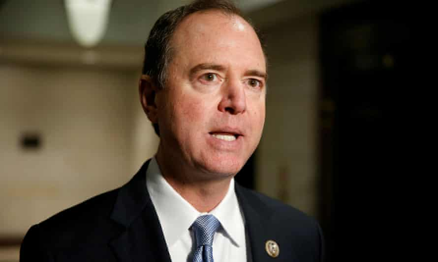 Representative Adam Schiff (D-CA) will likely lead the House intelligence committee next year.
