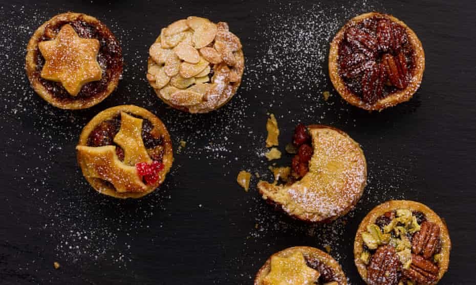 Felicity Cloake's mince pies.