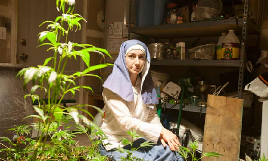 'If pizza was a vegetable, I was a nun.' sisters of the valley california cannabis marijuana