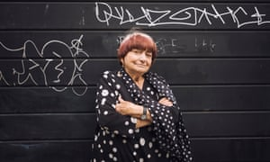 'Vagabond made money, but none of my other films ever made money' … Agnes Varda.