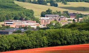 Sussex University