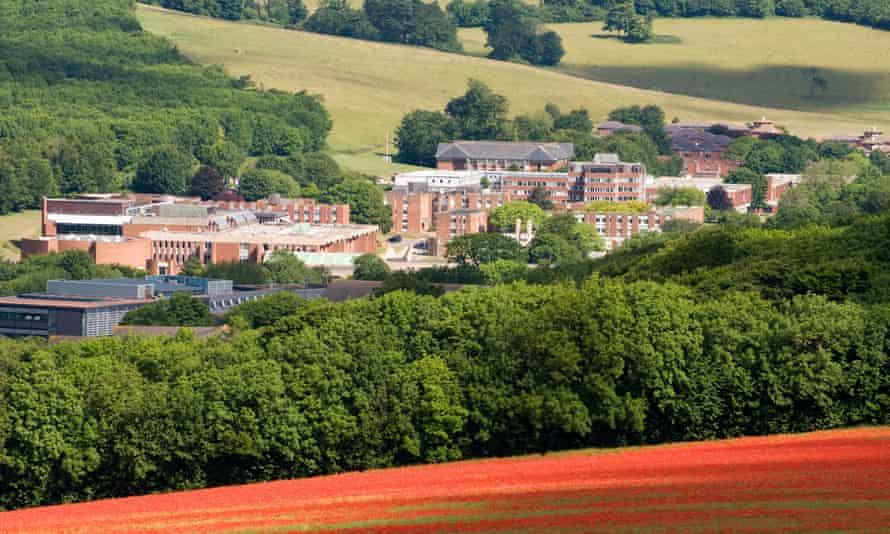 University of Sussex campus, Falmer.