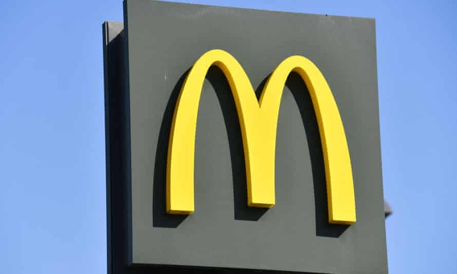 McDonald's also said it will unveil a billboard in New York's Times Square this month displaying vaccine information