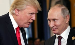 Donald Trump's one-on-one with Vladimir Putin is a 'recipe for disaster'.