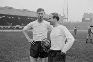 He played 35 times for England as a central defender, including all six matches at the 1966 World Cup, with his younger brother and teammate Bobby.