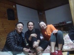 Japanese hosts
