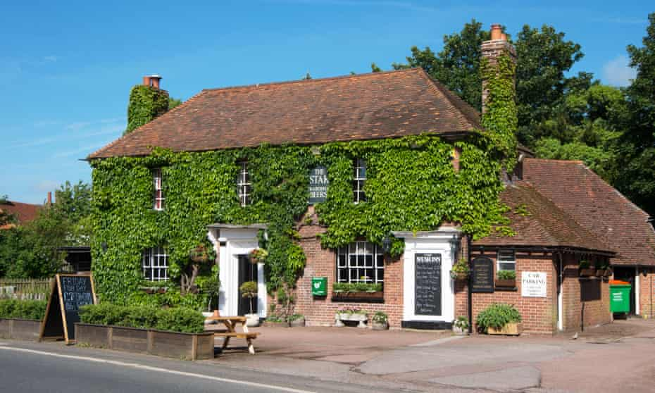 Star Inn Matfield Kent