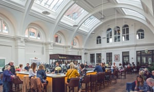 Titanic Hotel Belfast Review Travel The Guardian