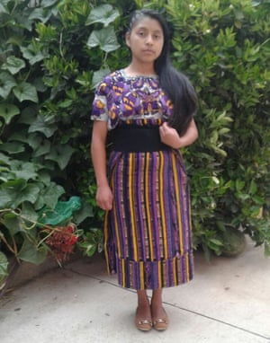 Claudia Patricia Gómez González. 'She sounded happy, excited because they were going to cross that night or in the morning. She told me not to worry, that she'd soon be at her aunt's in Atlanta.'