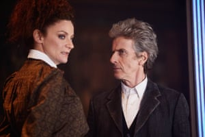 WARNING: Embargoed for publication until 00:00:01 It's hardly a spoiler to suggest that this pause in hostilities between her and the Doctor can't last forever.