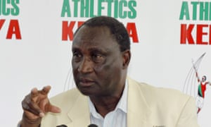 The Athletics Kenya president Isaiah Kiplagat is one of three officials suspended for 180 days pending an investigation into their conduct by the IAAF ethics commission.<br>