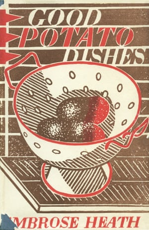 The Good Potato Dishes by Ambrose Heath book cover