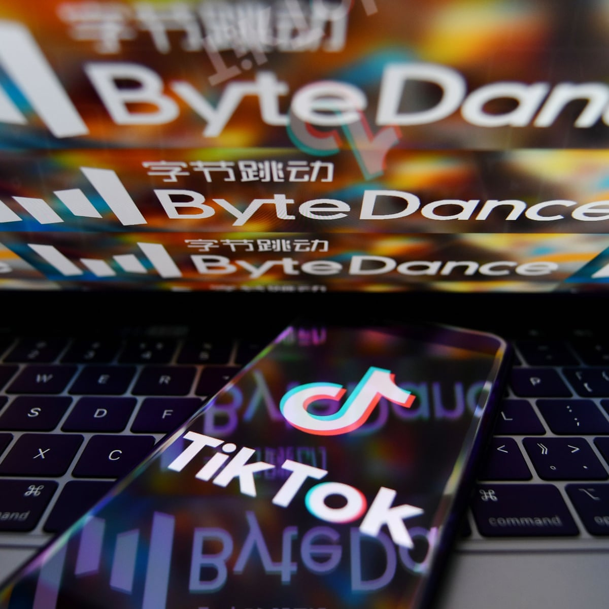Oracle in talks with TikTok that could hijack Microsoft bid | Technology |  The Guardian