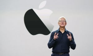tim cook at the Apple Worldwide Developers Conference