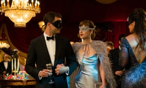 Fifty Shades Of Grey Film The Guardian