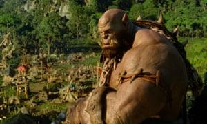 Orgrim Doomhammer Warcraft: The Beginning, directed by Duncan Jones.