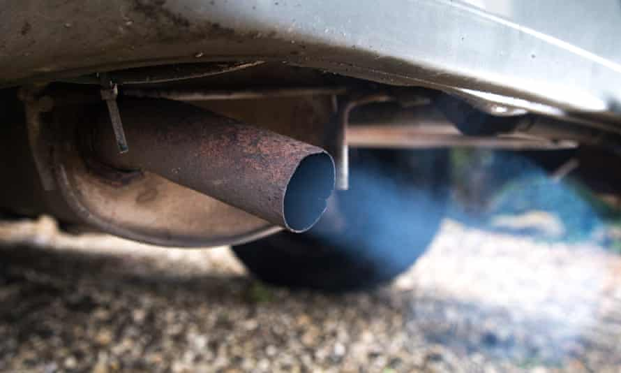 The UK's air pollution crisis is linked to the premature deaths of at least 40,000 people a year.