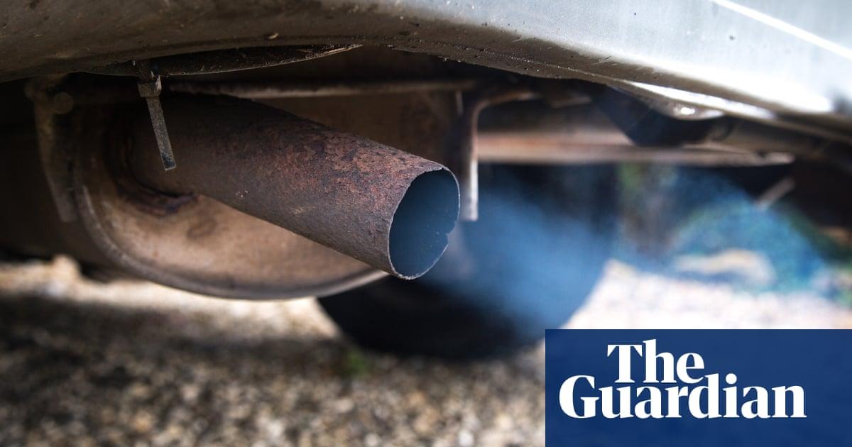 UK has broken air pollution limits for a decade, EU court finds