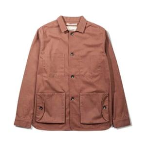 Twill workmen jacket, £126