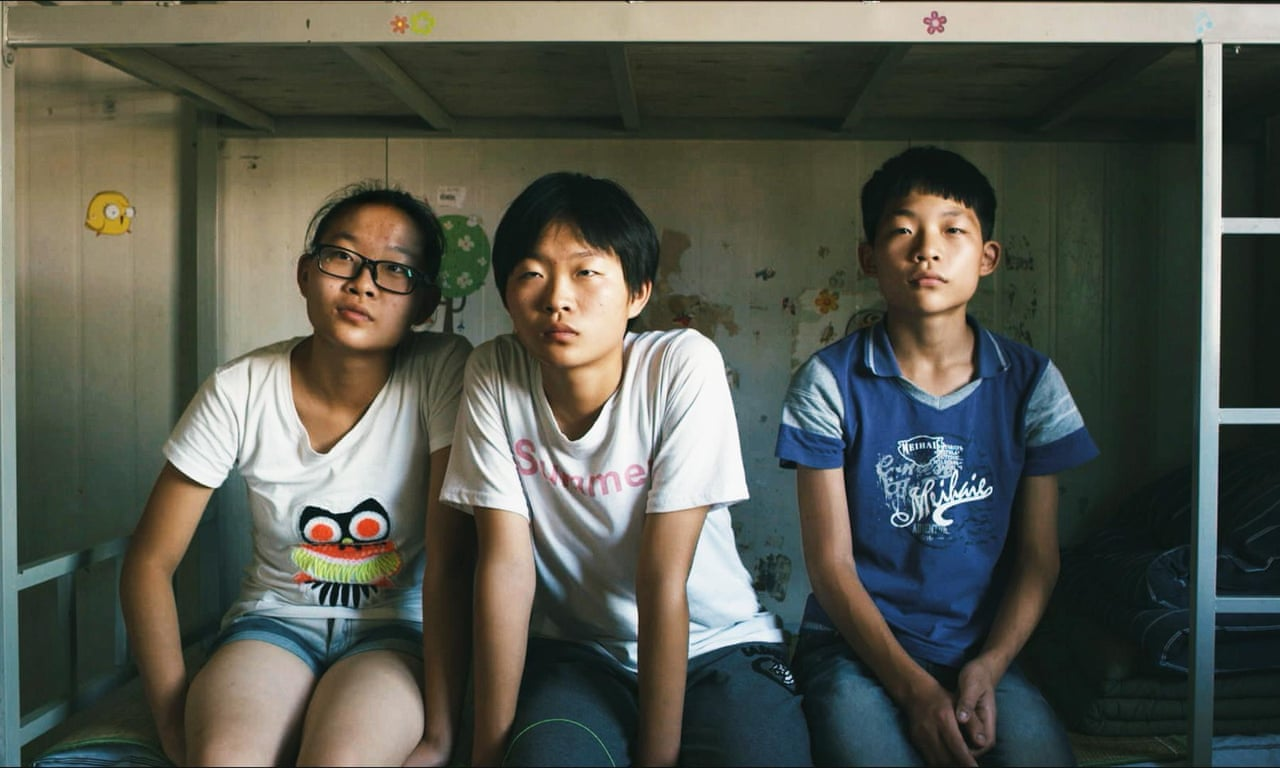 The forgotten children of China's prisoners – video