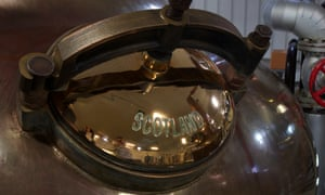 Venture Whisky uses two pot stills imported from Scotland