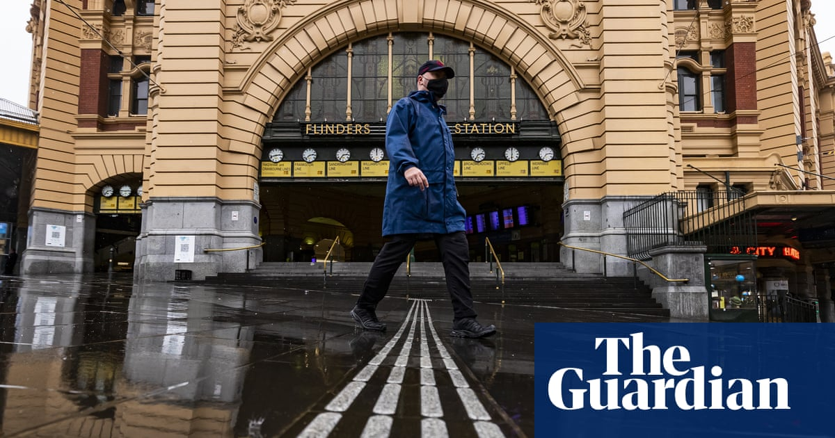 How Melbourne's 'short, sharp' Covid lockdowns became the longest in the world