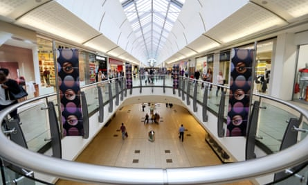 One of Intu's shopping centres