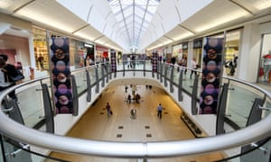 Intu's Properties Plc's Lakeside Shopping Centre.