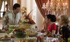 Crazy Rich Asians: 'It has become the new cliche: 30 or 40 years ago the cliche was that Asia is very poor.'