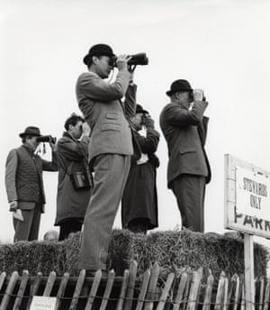 Goodwood Races, 1970s by Dorothy Bohm