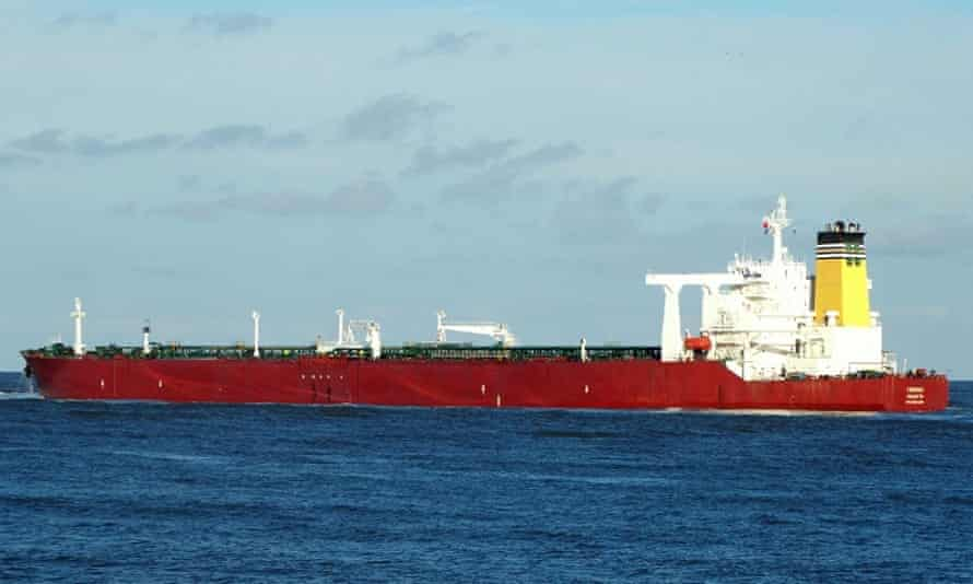 Two oil tankers have been removed from the Cook Islands' shipping register over allegations it shipped Iranian crude oil in defiance of sanctions.