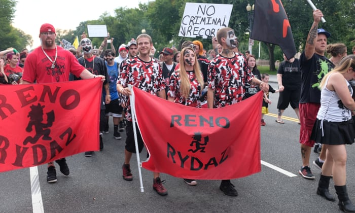 Juggalos march on Washington: 'We're a family not a gang' | Music