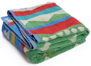 'The homeware department now has enough beach towels to cover a medium-size coastal resort.'