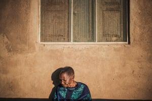 Ilda Paulo, 60, a survivor of an Islamist attack